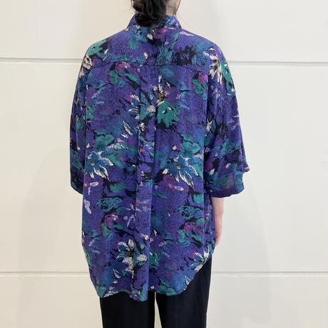 90s S/S rayon shirt