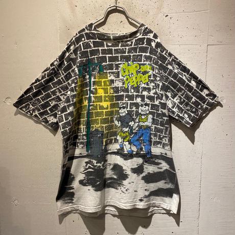 full printed design T-shirt