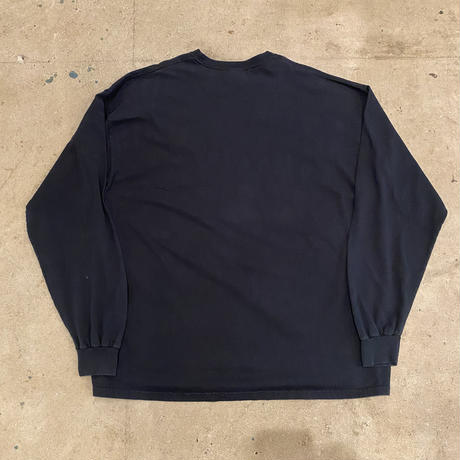 "00s  ""WGHP FOX8"" l/s T-shirt"