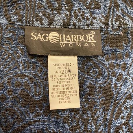 90s all patterned gobelin jacket