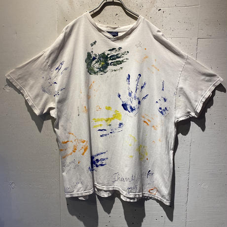 old message tee