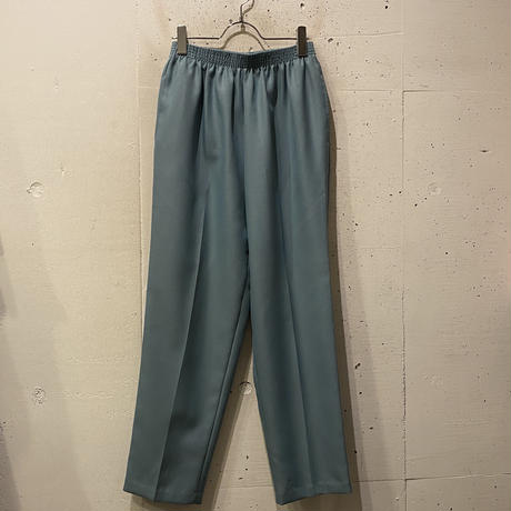 90s easy slacks pants