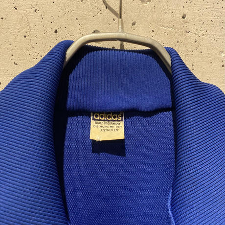 "70s~ ""adidas"" track jacket"