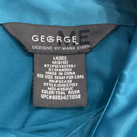 old L/S shiny shirt