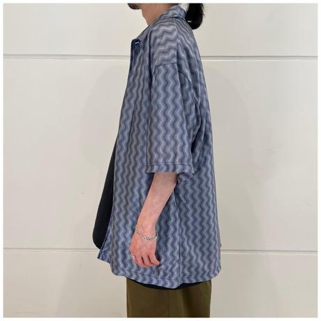 90s poly design shirt