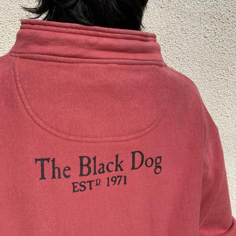 "old ""The Black Dog"" sweat shirt"