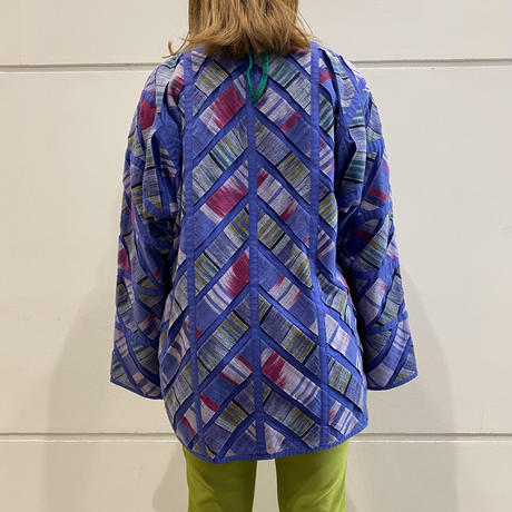 "80s ""YAK MAGIK"" desgn jacket"