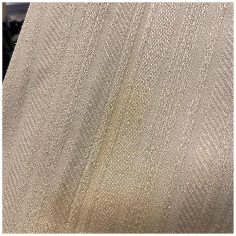 90s silk blend 1tuck wide slacks
