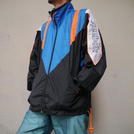 "90s ""Reebok"" nylon jacket"