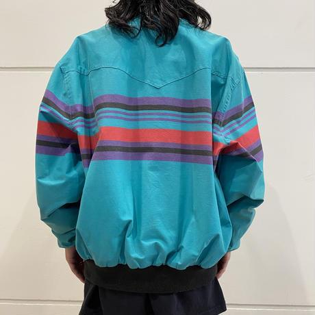 """90s """"Wrangler"""" BRUSHPOPPER jacket"""