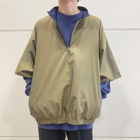 old reversible design pullover
