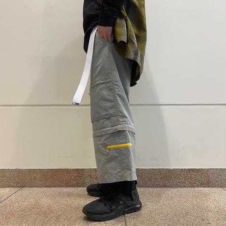 90s〜 2way design nylon pants