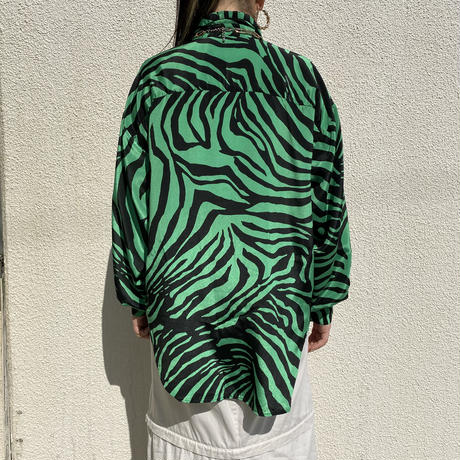 80s all patterned shirt