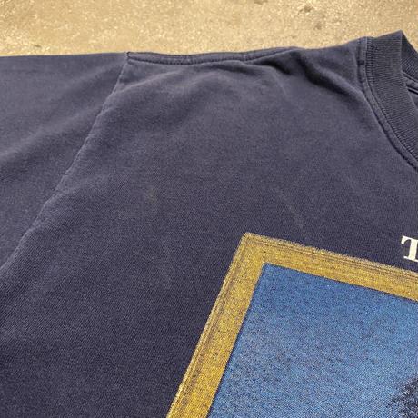 "90s~ ""THE KRAMER"" printed T-shirt"