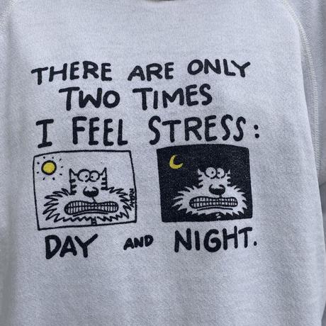 "90s~ ""SHOEBOX GREETINGS"" sweat shirt"