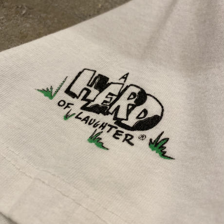 00s~ unique printed T-shirt