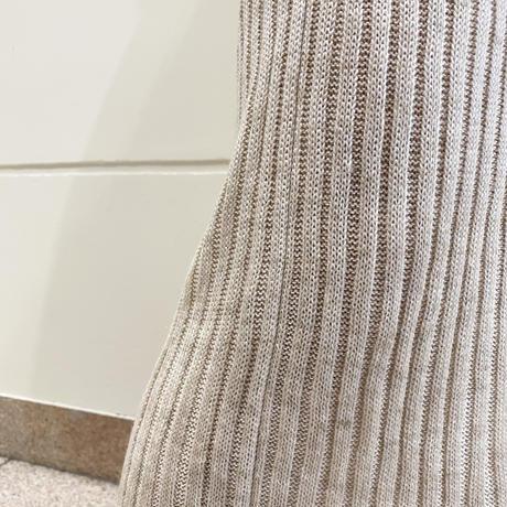 90s  knit tight skirt