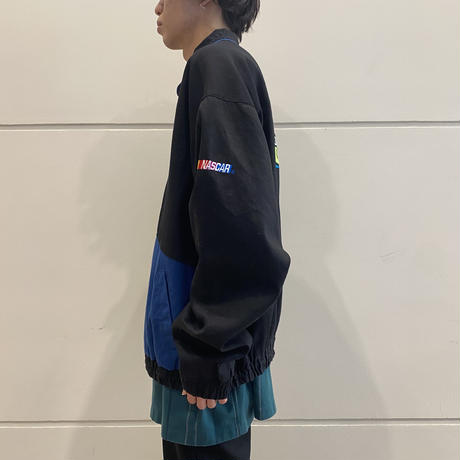 "90s~ ""DU PONT"" racing jacket"