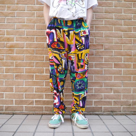 80 s pop art easy pants kinsella online shop