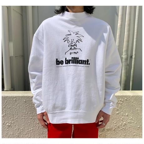 """90s """"Albert Einstein"""" sweat shirt"""