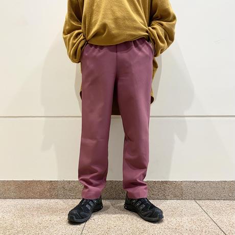 90s easy slacks pants (PNK)