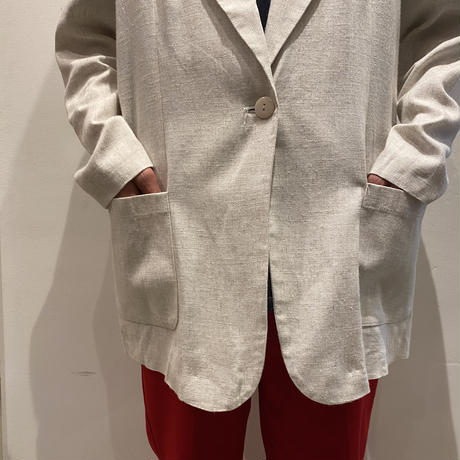 80s easy tailored jacket (BEG)