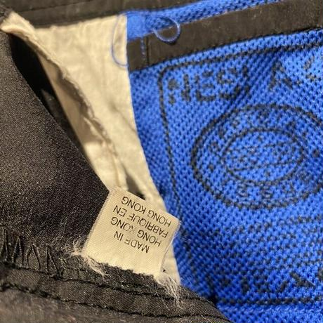 90s〜design nylon cargo pants