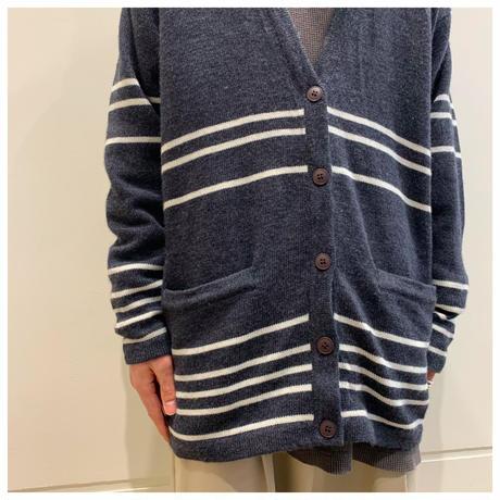 """""""Christian Dior"""" wool knit cardigan"""