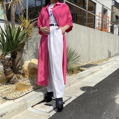 90s design long dress