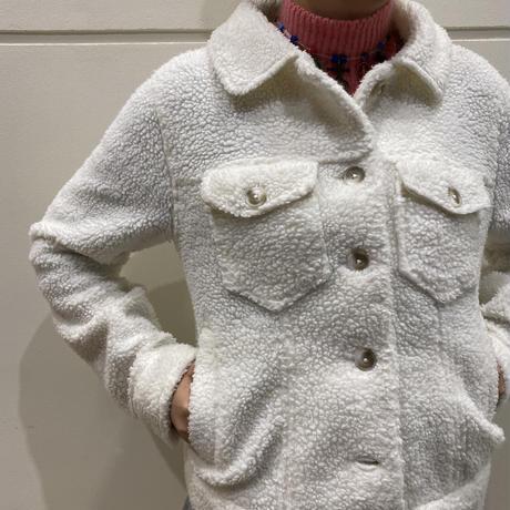 old design boa jacket