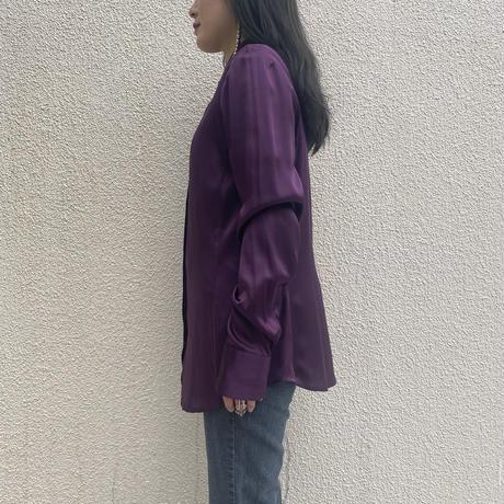 old L/S silk shirt