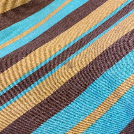 90s striped denim jacket