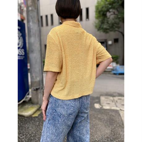 short length design S/S shirt