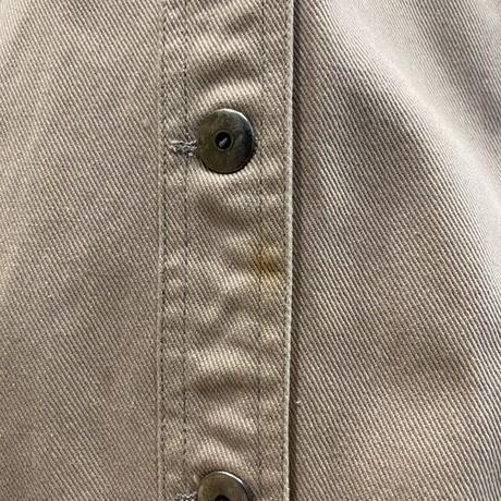 """80s """"TOGETHER!"""" switching design denim jacket"""