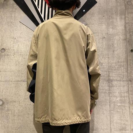 """NIKE"" design zip up jacket"