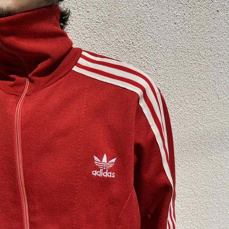 "80s ""adidas"" track jacket"