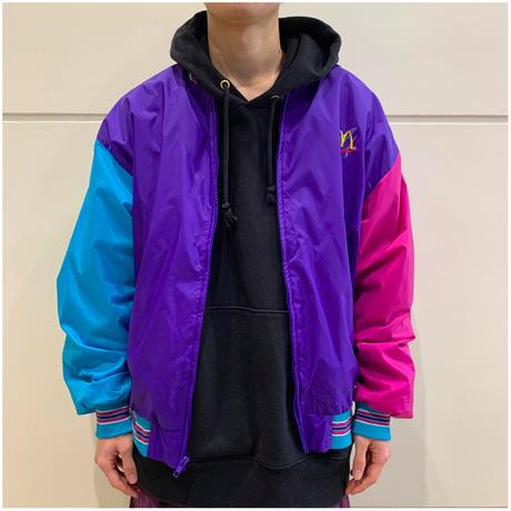 """90s """"McDonald's""""nylon jacket"""