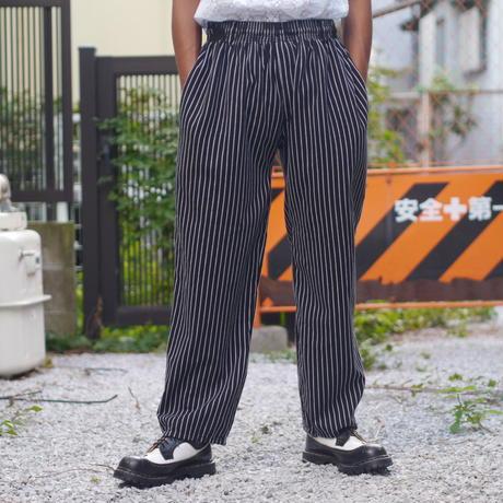 stripe cock pants