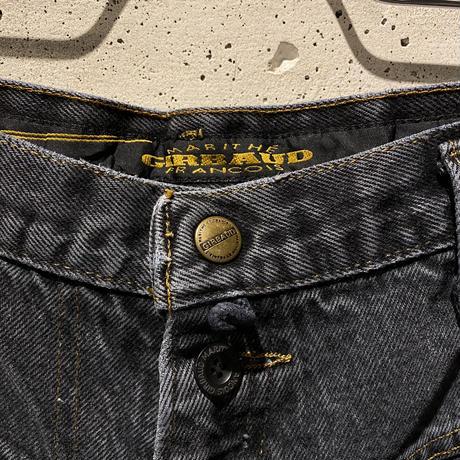 "90s~ ""MARITHE FRANCOIS GIRBAUD"" denim pants"
