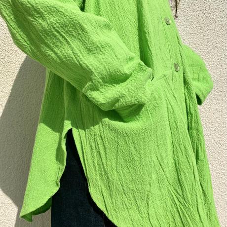 80s design cotton shirt