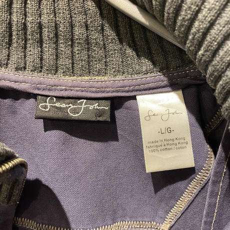 "90s〜""SEAN JOHN"" multi pocket jacket"