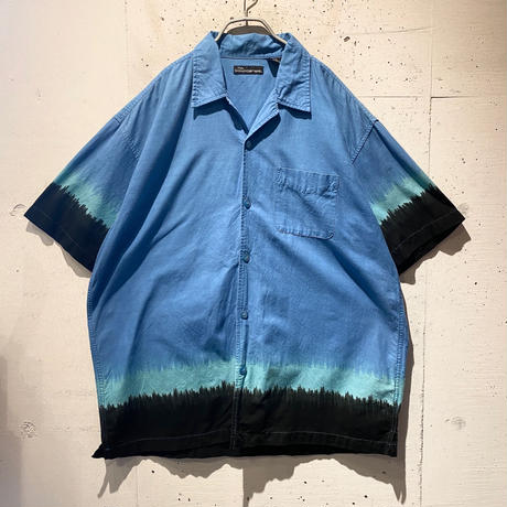 gradation design S/S shirt