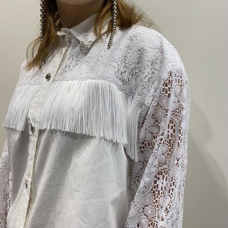 80s~ western design shirt