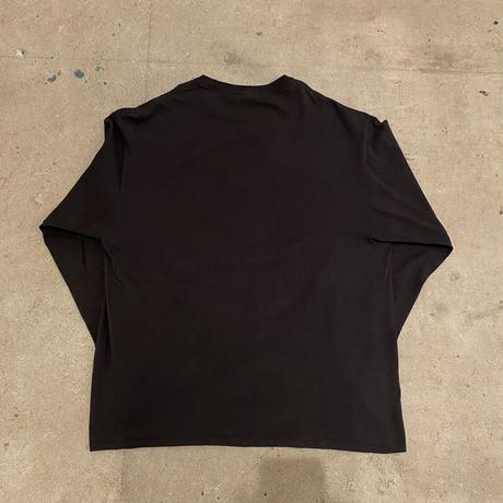 "00s ""  POWERPUFF GIRLS"" ptint l/s T-shirt"