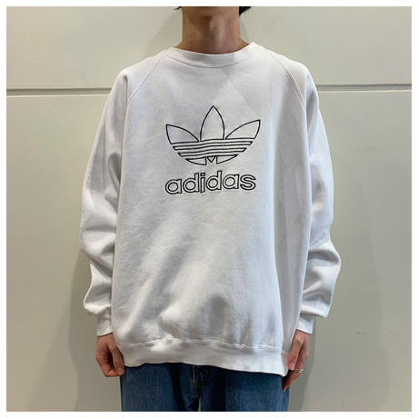 "90s ""adidas"" sweat shirt"