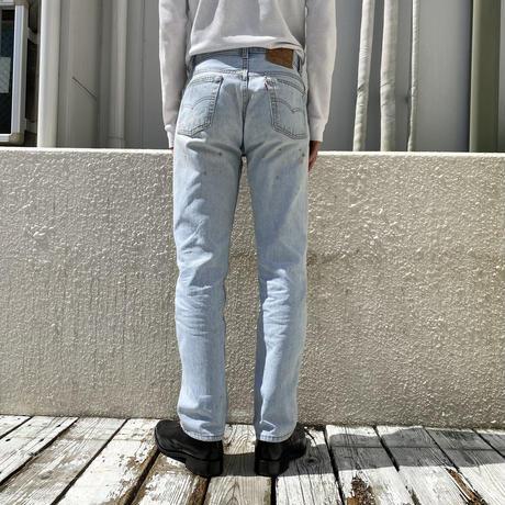 "90s ""Levi's 501 ""  denim pants"