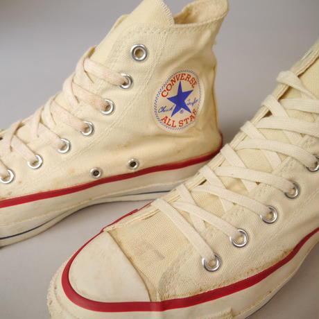 80's converse ALL STAR Hi (Dead Stock)