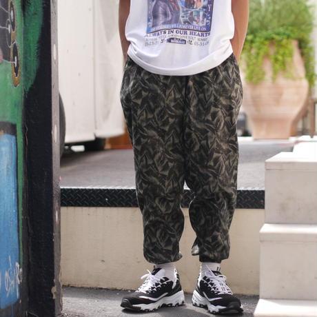 All pattern easy pants(GRN)