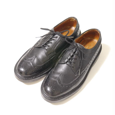 60's wing tip shoes