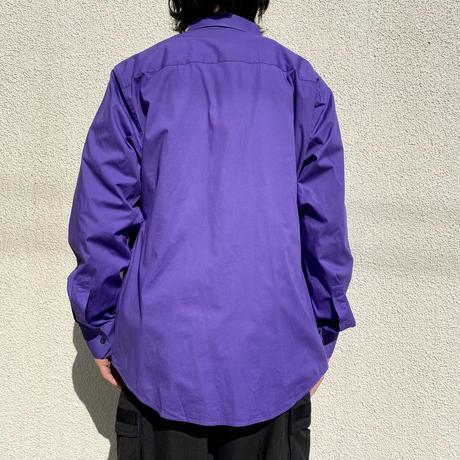 L/S oxford shirt (PPL)
